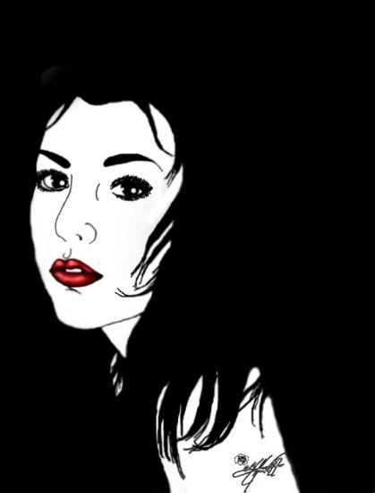 Amy Lee par SolRosa